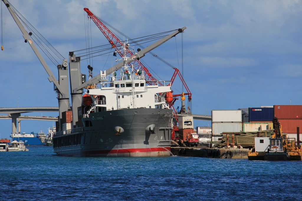 Bahamas_International_Trade_maritime logistics services