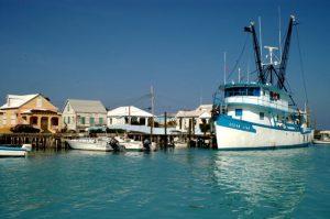 fishery in the Bahamas