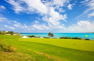 bahamas golf tourism