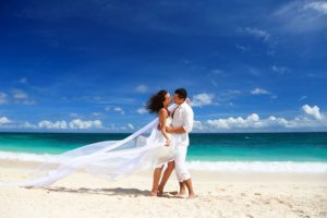 Bahamas honeymoon destination