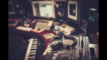 Music Production Image