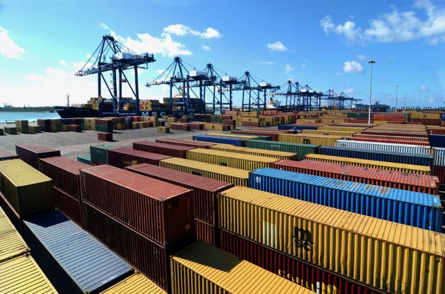 Containerport Bahamas