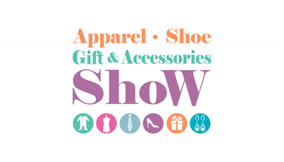 Trade fairs - Apparel Shoe Gifts and Accessories Show logo