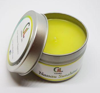 Nassau Sunshine Candle