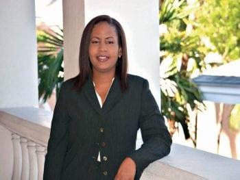 Davinia Blair Small Business Development Center Executive Director