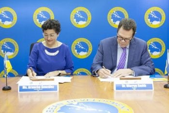 ITC and CDB Sign Agreement