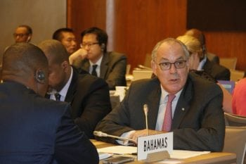 3rd Meeting of the Working Party on Accession of The Bahamas to the WTO