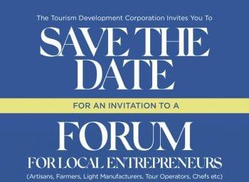 TDC Forum for Local Entrepreneurs