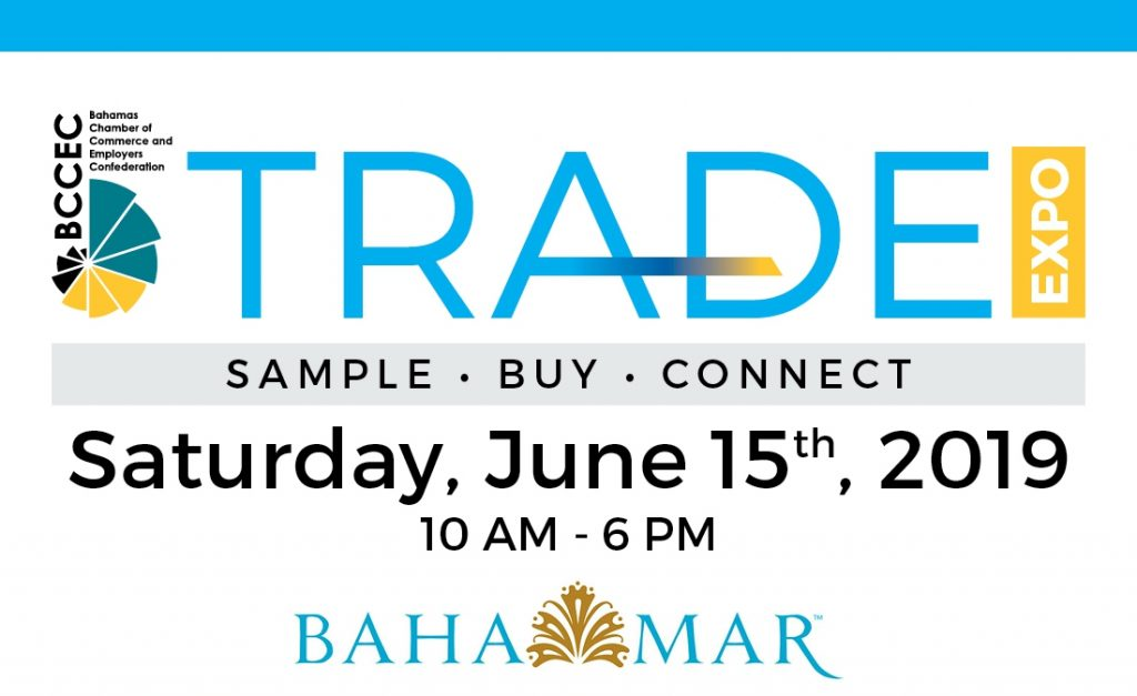 BCCEC Trade Expo Flyer 2019