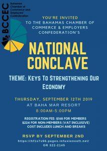 BCCEC Conclave Invitation