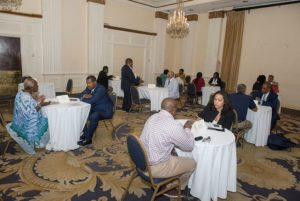 Business Matchmaking Session