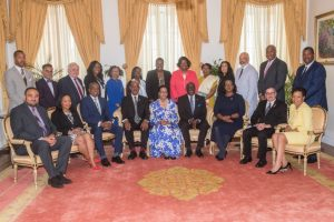 Delegation Meets Governor General