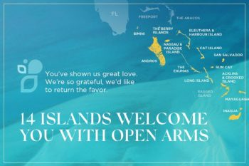 Bahamas Open for Business