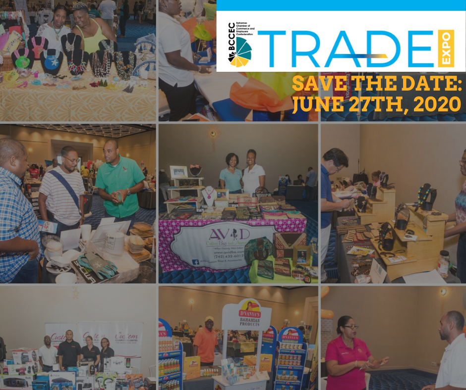 BCCEC Trade Expo 2020 Save The Date