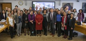 United Nations Women's International Day Event