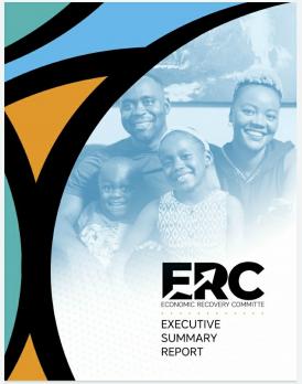 ERC Summary Report Cover Photo