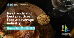 Americas Food and Beverage Show 2021